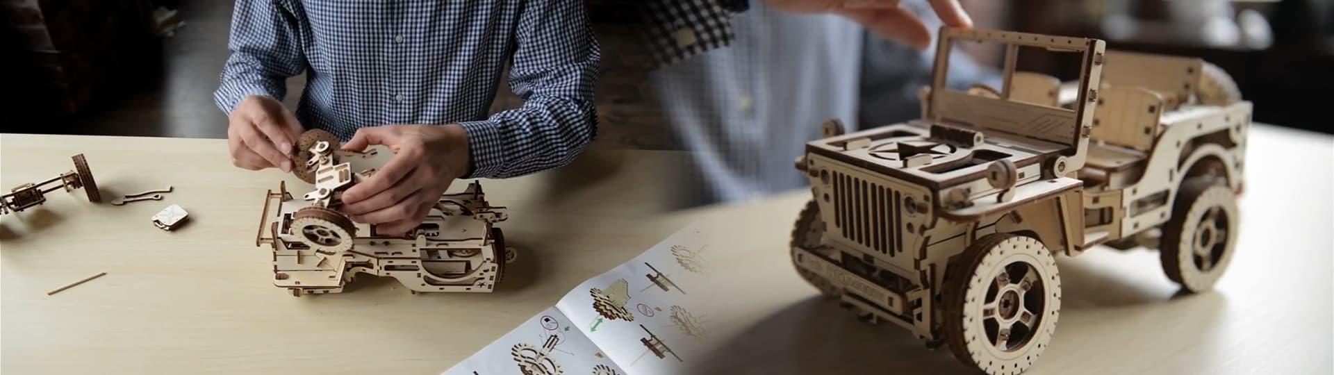 mechanical models - główne zdjęcie