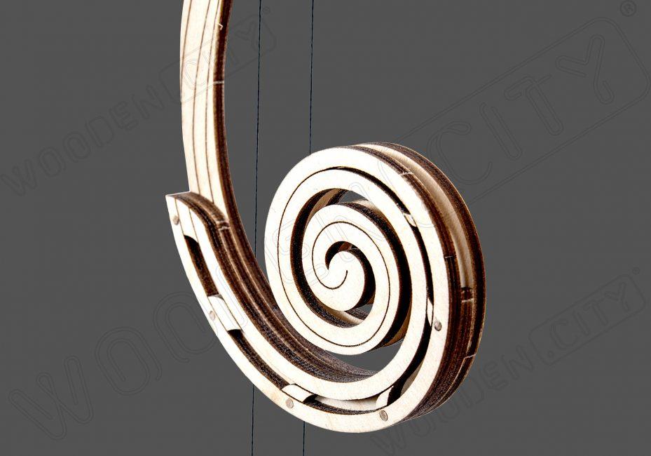 Pendulum – WOODEN CITY