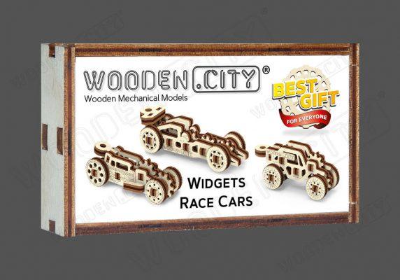 Wooden.City Widgets