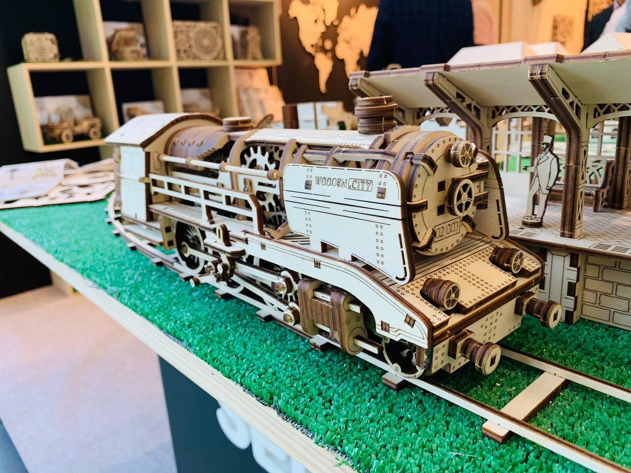 Pomysł na prezent dla miłośnika kolei